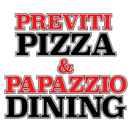 Previti Pizza & Papazzio Dining Menu