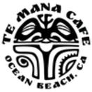 Te Mana Cafe Menu
