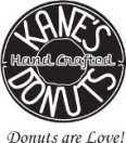 Kane's Handcrafted Donuts Menu