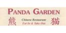 Panda Garden Chinese Restaurant Menu