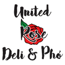 United Rose Deli & Pho Menu
