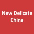 New Delicate China Menu