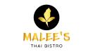 Malee's Thai Bistro on Main Menu