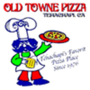 Old Towne Pizza Menu