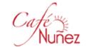 Cafe Nunez Menu