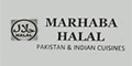 Marhaba Halal Pakistan & Indian Cuisine Menu