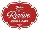 Revive Club & Cafe Menu