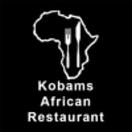 Kobams African Restaurant Menu