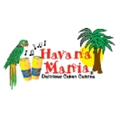 Havana Mania Menu