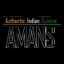 Aman's Indian Cuisine Menu