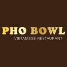 Pho Bowl Saigon Menu