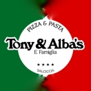 Tony & Alba's Pizza Menu