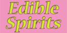 Edible Spirits Menu
