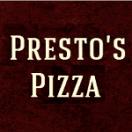 Presto Pizza and Pasta  Menu