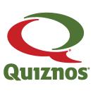Quizno's Sub Menu