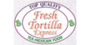 Fresh Tortilla Express Menu