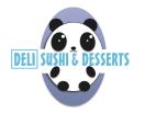 Deli Sushi & Desserts Menu