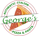 George's Pizza and Pasta Menu