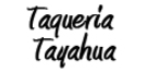 Taqueria Tayahua Menu
