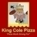 King Cole Pizza Menu
