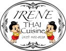 Irene Thai Cuisine Menu