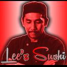 Lee's Sushi Menu