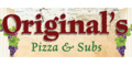 Original's Pizza & Subs Menu