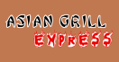 Asian Grill Express Menu