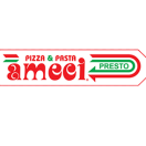 Ameci Pizza and Pasta Menu