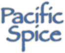 Pacific Spice Menu