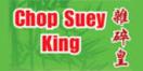 Chop Suey King Menu