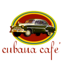 Cubana Cafe Menu