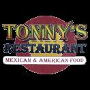 Tonny's Restaurant Menu