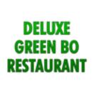 Deluxe Green Bo Restaurant Menu