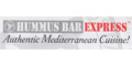 Hummus Bar Express Menu