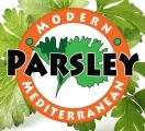 Parsley Modern Mediterranean Menu