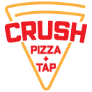 "CRUSH Pizza + Tap ""Formerly Denver Deep Dish"" Menu"