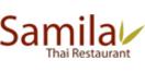 Samila Thai Restaurant Menu