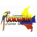 Colombia Tierra Querida Menu