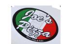 Joe's Pizza Menu