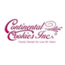Continental Cookies Menu