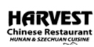 Harvest Chinese Restaurant Menu