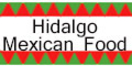 Hidalgo Mexican Food Menu