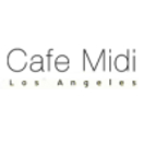 Cafe Midi Menu