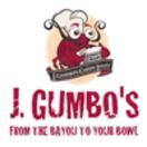 J Gumbos Menu