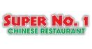 Super No. 1 Chinese Menu