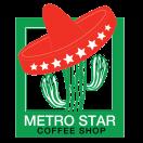 Metro Star Coffee Shop Menu