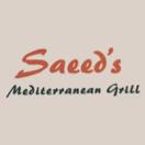 Saeed's Mediterranean Grill Menu