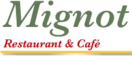 Mignot Restaurant & Cafe Menu