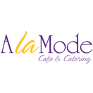A La Mode Cafe and Catering Menu